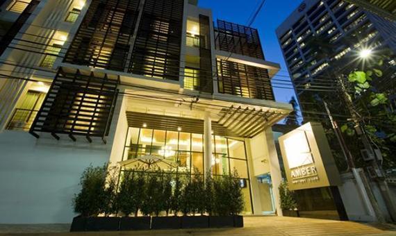 هتل امبر بوتیک سیلوم بانکوک