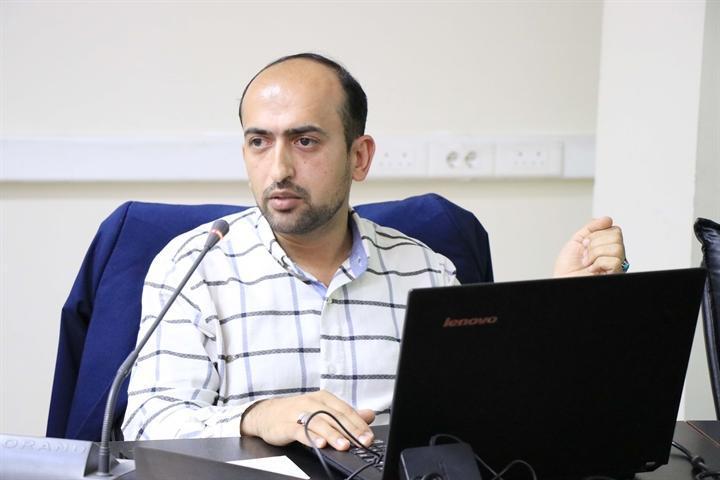 تهیه چارچوب اطلس میراث طبیعی ایران