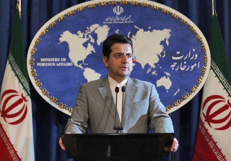 واکنش ایران به تحریم های جدید آمریکا علیه روسیه