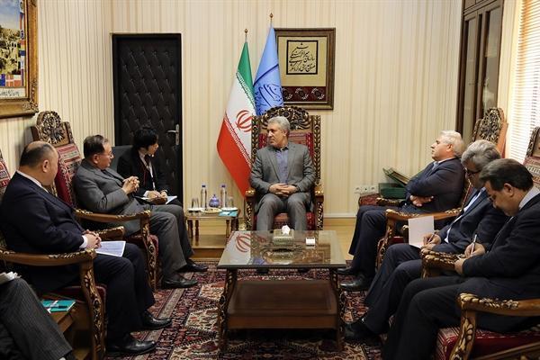 همکاری های فرهنگی می تواند به صلح و دوستی یاری کند ، شب های فرهنگی ایران و ژاپن برگزار گردد