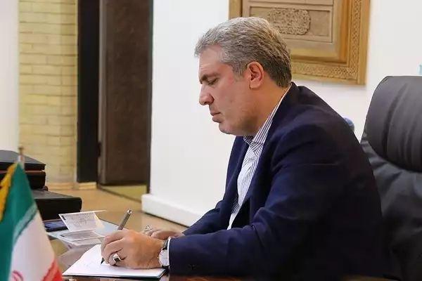 پیغام رئیس سازمان میراث فرهنگی به مناسبت هفته دفاع مقدس