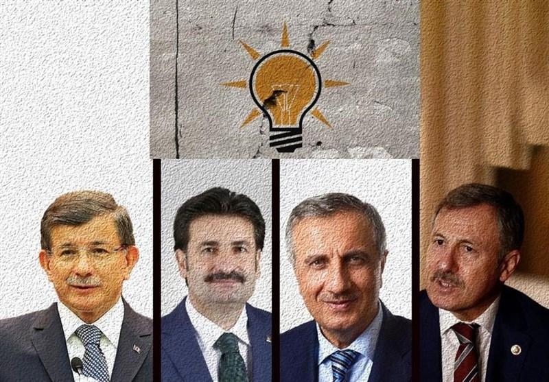 گزارش، تاثیر اخراج چهره های مهم از حزب حاکم ترکیه